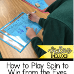 Spin To Win How to Play Video, math game video