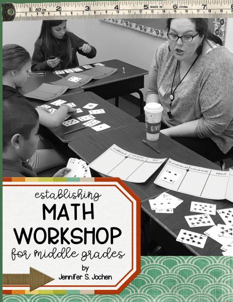 Establishing Math Workshop in Middle Grades