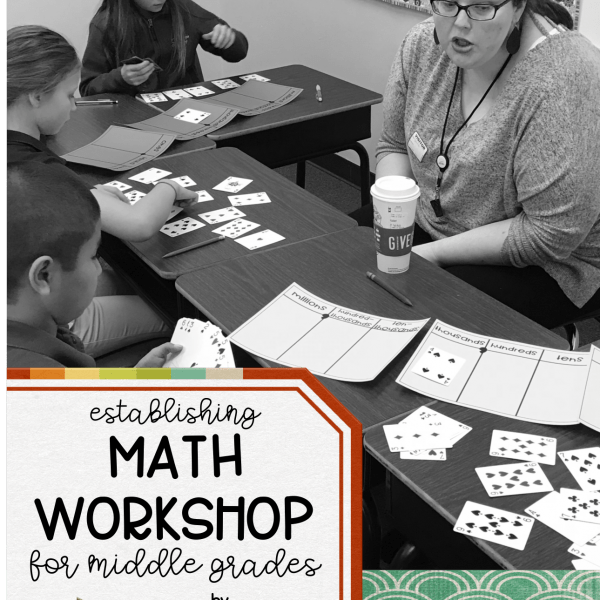 Establishing Math Workshop in Middle Grades