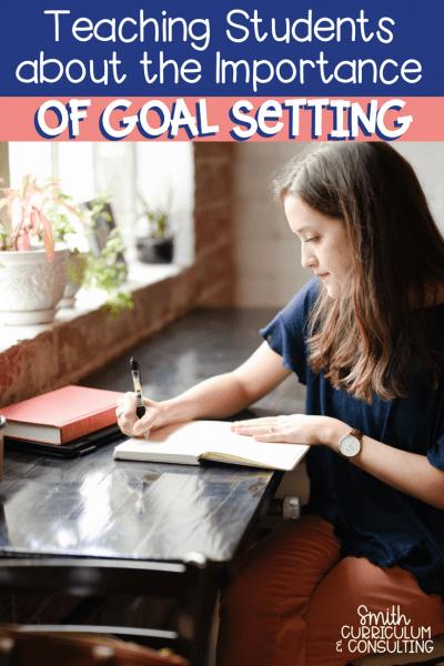 Teaching Goal Setting